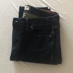 Madewell Darkwash Jeans